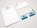 Branding Stationery Sample