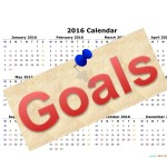 Business Development Goals for 2016
