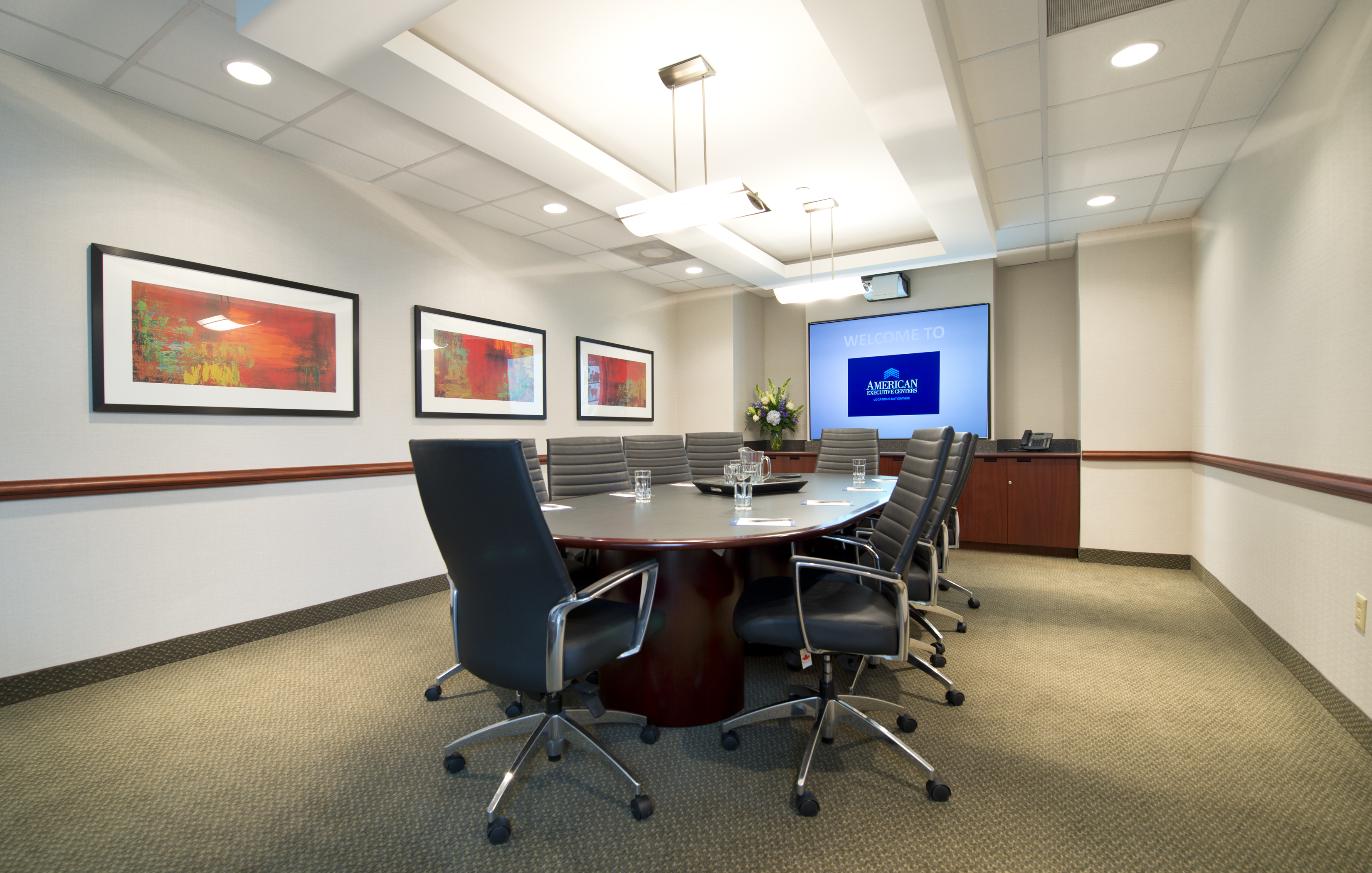 Virtual office meeting rooms american executive centers - Home expo design center locations ...
