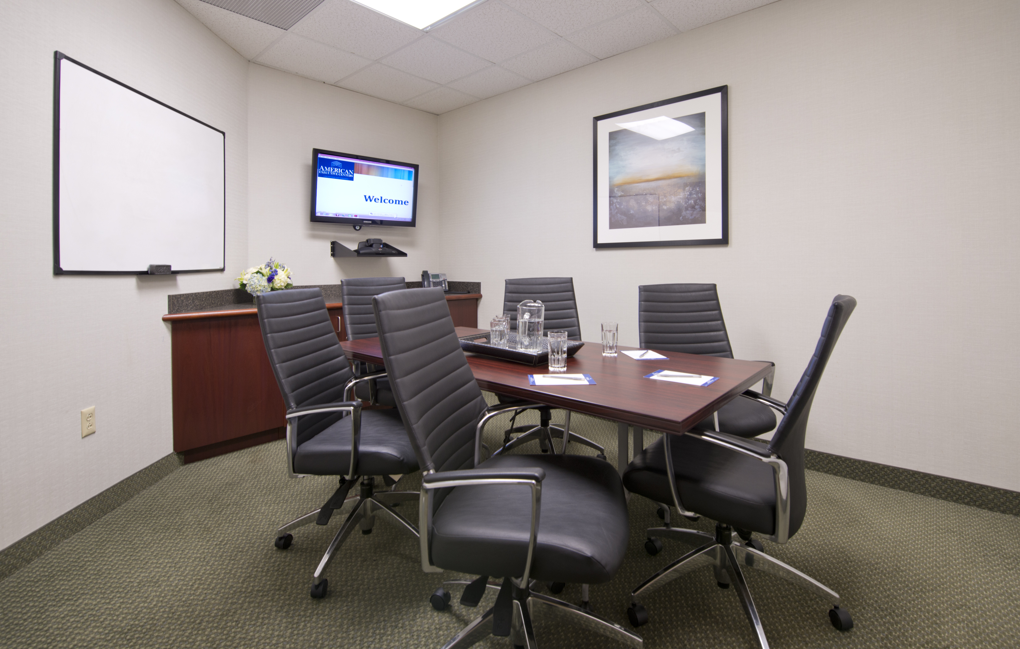 Plymouth Meeting Office Space - American Executive Centers